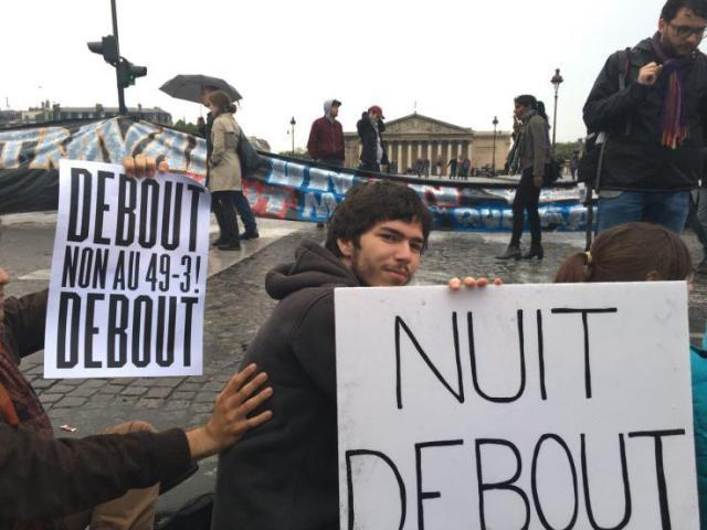 Nuit Debout DR